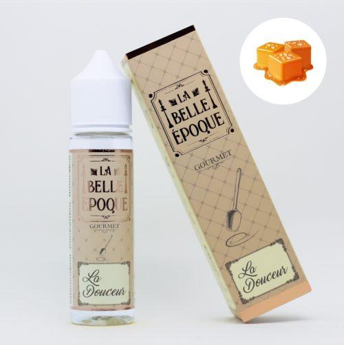 e liquide caramel beurre salé DOUCEUR 50ML